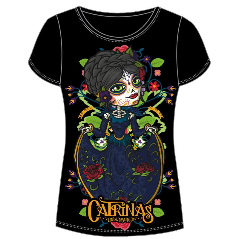 Camiseta Rosabella