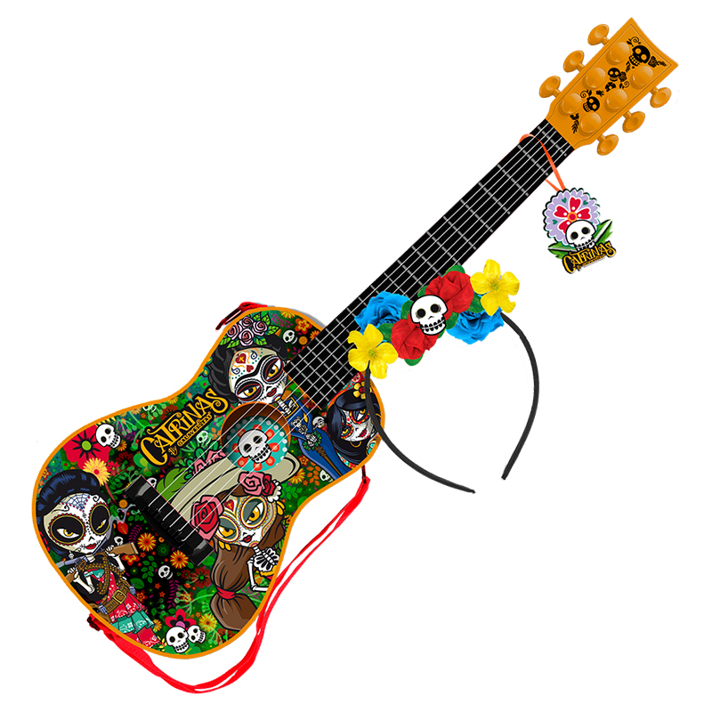 Guitarra Mexinan Lovers