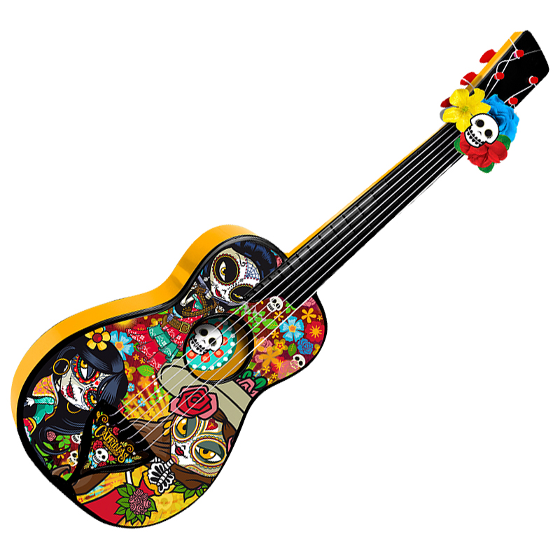 Guitar Mexican Lovers