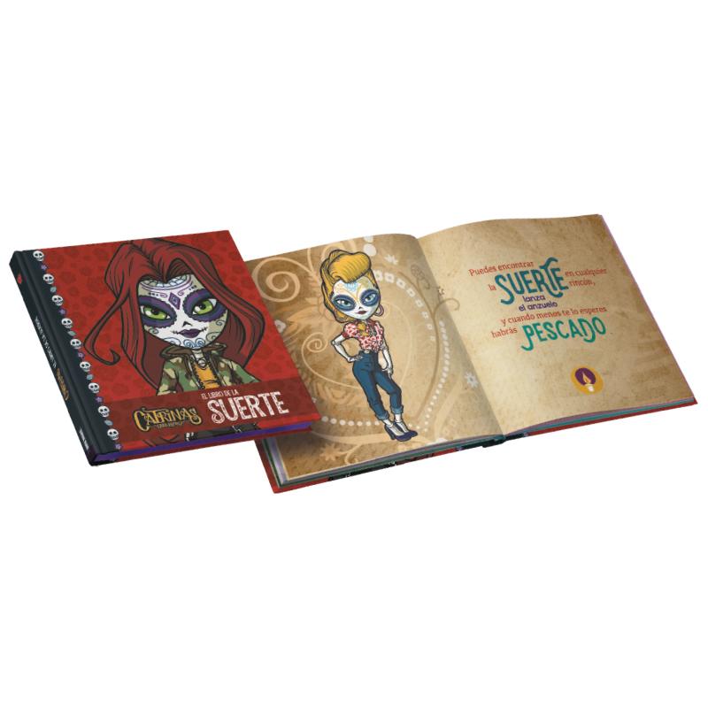 Book Panini «El libro de la Suerte»