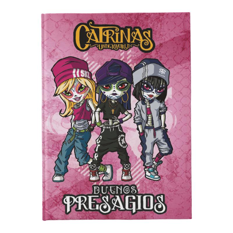 Book Panini «Buenos presagios»