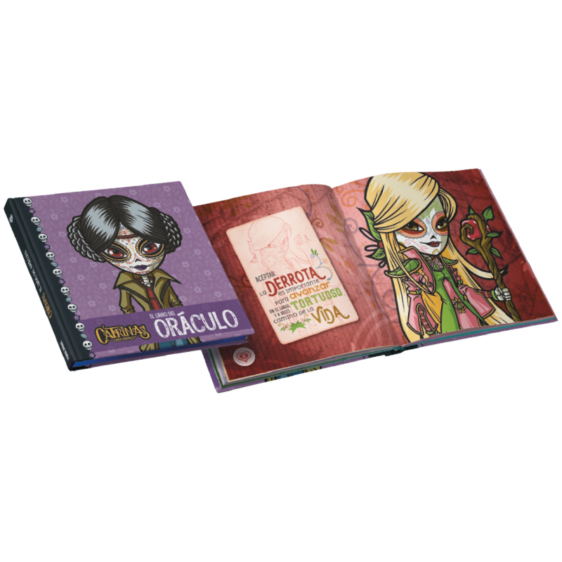 Book Panini «Libro del Oráculo»