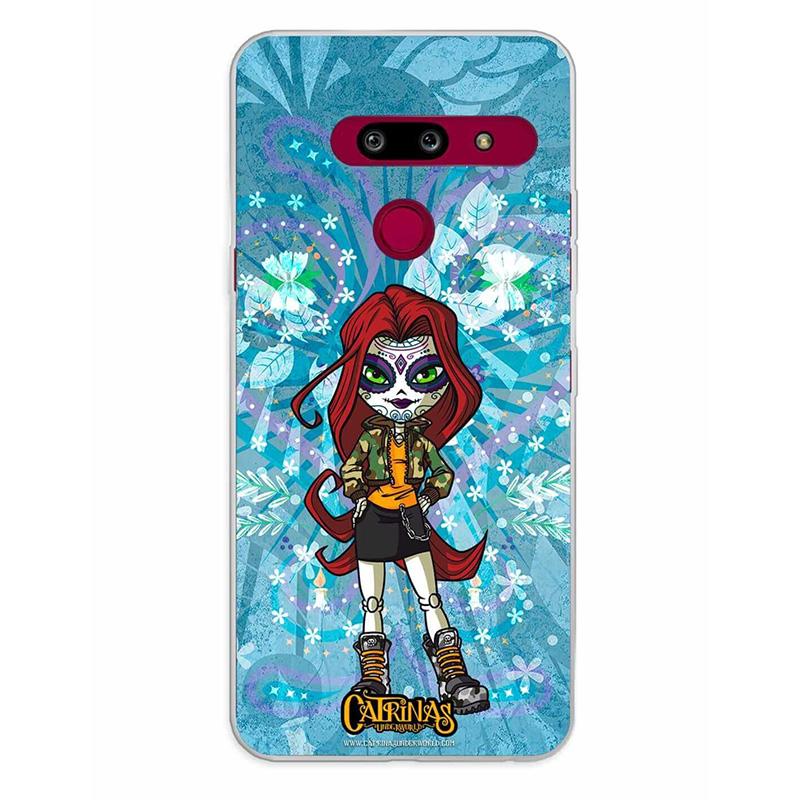 Maya Catrina Underworld phone case