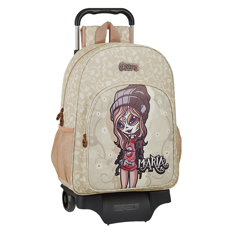 María big backpack with trolley 905